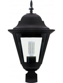 Светильник Светодиодный Парковый Пушкинский ASFN-ДКУ-Е-27-1399-44 Опаловый поликарбонат 18 Вт. LED