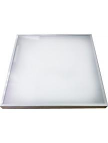 Светильник светодиодный ASVT, растровый 4х8 - 600х600, 38 Вт