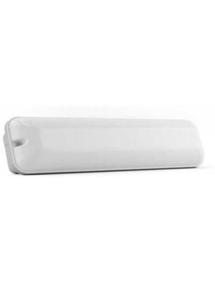 Светодиодный светильник  АSLC-ДПО-020-1542-65Х  400мм. матовый Антивандальный