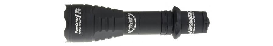 Светодиодные фонарики ArmyTek:  Цвет Свечения - белый