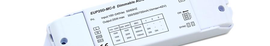 DMX контроллеры :  Мощность, Вт - 300/900