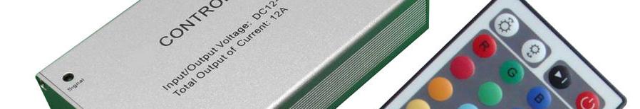 Контроллеры :  Мощность, Вт - 216/432