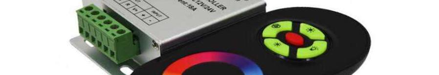 Контроллеры для ленты 220V