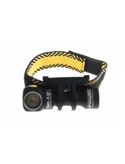 Armytek Tiara A1 v.2 - профессиональный армейский тактический фонарь на белом и теплом диоде