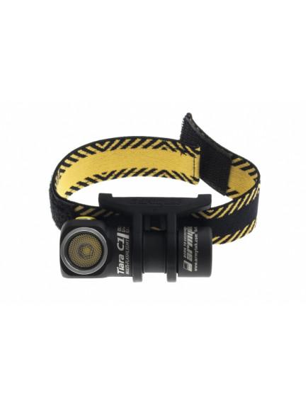 Armytek Tiara C1 v.2 - профессиональный армейский тактический фонарь на белом и теплом диоде