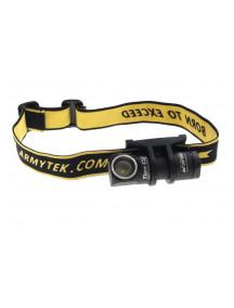 Armytek Tiara C1 Pro v.2 - профессиональный армейский тактический фонарь на белом и теплом диоде