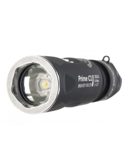 Armytek Prime C2 Pro — профессиональный армейский тактический фонарь на белом или теплом диоде
