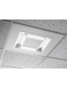 Светодиодный встраиваемый светильник ASNS-ДВО-042-3031-20Н для потолков типа Армстронг