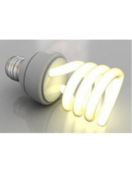 Компактная люминисцентная лампа КЛЛ 11Вт