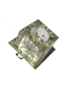 Светильник светодиодный встраиваемый Хрусталь ASBR-ДВО-003-3054-41Т