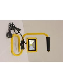 Светодиодный Прожектор  Переносной ASFR-ДБУ-010-1510-65Н