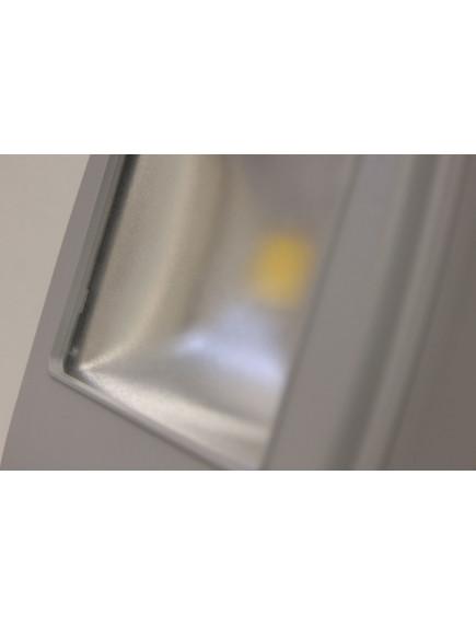 Светодиодный прожектор ASUL-ДБУ-030-1504-65Т 30вт. Серый