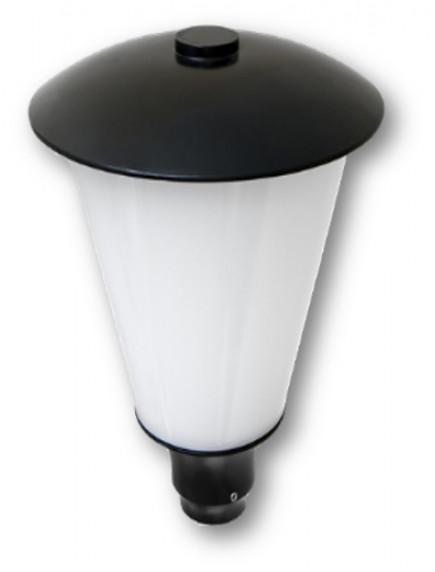 Садово-парковый светильник ASFR-ДКУ-040-1433-66Х