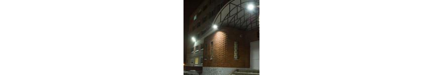 Светильники ЖКХ:  Световой поток, Лм - от 280