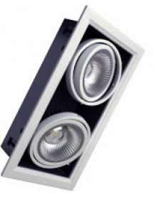 Торговый светильник ASEL-ДВО-028-0120-20Х
