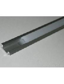 AS-AP-0516 Встраиваемый алюминиевый профиль AN-P31550