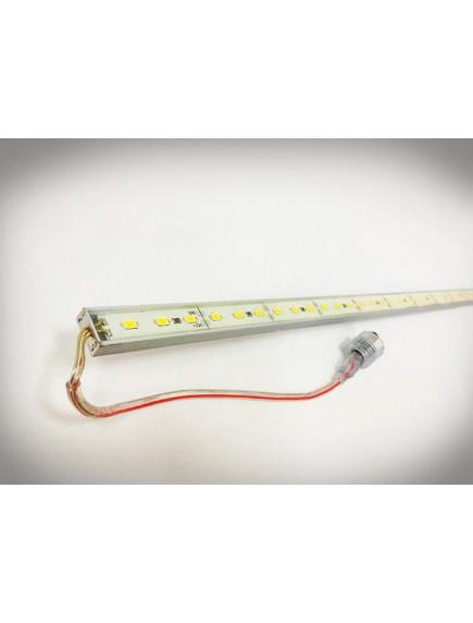 Линейный светодиодный светильник  ASDI-ARH-1000х14-12V-20-67Х