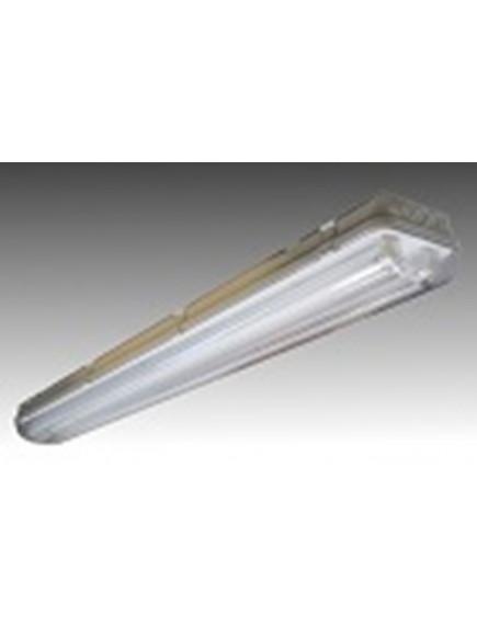 Светодиодный светильник AS-ДПО-1200-36-65Х (БАП) с блоком аварийного питания